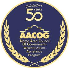 AACOG Weatherization Department logo