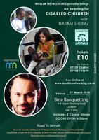An Evening for Disabled Children