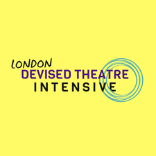 London Devised Theatre Intensive logo