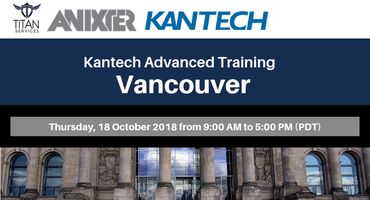 Vancouver Advanced Kantech Training - Anixter