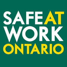 Ministry of Labour - Safe At Work Ontario logo
