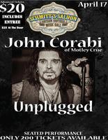 John Corabi Dinner Event