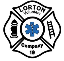 Lorton Volunteer Fire Department logo