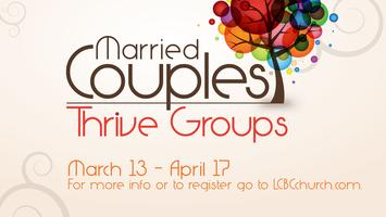 Thrive For Married Couples