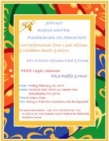 ACANA Winter Fundraiser Celebration