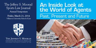 The Jeffrey S. Moorad Sports Law Journal Annual Symposium