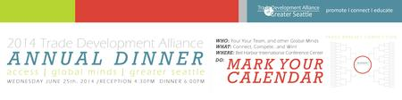 2014 Trade Development Alliance of Greater Seattle...