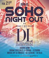THE DL NIGHTCLUB GUESTLIST for FREE & REDUCED COVER