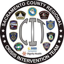 Sacramento County Regional Crisis Intervention Team logo