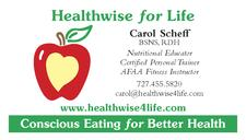 HealthWise For Life logo