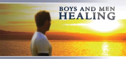"""Boys and Men Healing"" Documentary and Panel..."