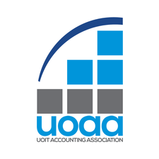 UOAA - UOIT Accounting Association logo