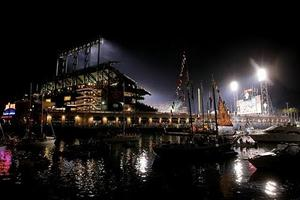 McCovey Cove Boat Party- GO GIANTS!!!
