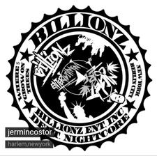 BillionzEnt/AppleMusic/Googleplay logo