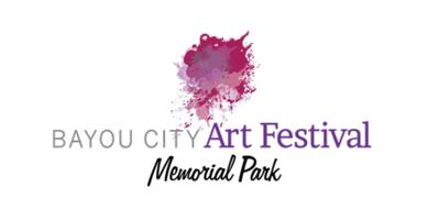Bayou City Art Festival Memorial Park 2014