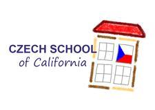 Czech School of California logo