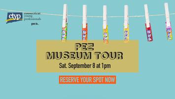Pez Museum Tour