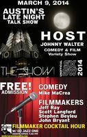 The Show! - SXSW Edition w Johnny Walter