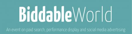 Biddable World 1st September 2014