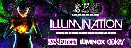 Illumination ft. Basshunter, Luminox, OOkay at Amazura...