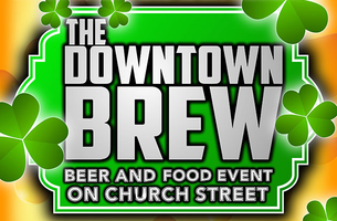 2014 Downtown Brew on Church Street