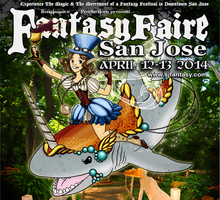 3rd Annual San Jose Fantasy Faire