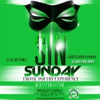 Sin Sunday w/ Nikeema Lee