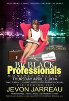 BR Black Professionals April Meet-Up
