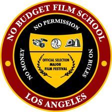 No Budget Film School logo