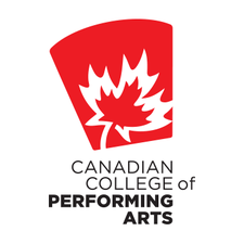 Canadian College of Performing Arts logo
