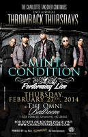 MINT CONDITION Performing Live, CIAA Weekend Charlotte...