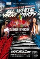 MIAMI NICE 2019 ANNUAL MIAMI 4TH OF JULY INDEPENDENCE DAY WEEKEND ALL WHITE YACHT PARTY