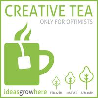 CREATIVE TEA. Only for Optimists.