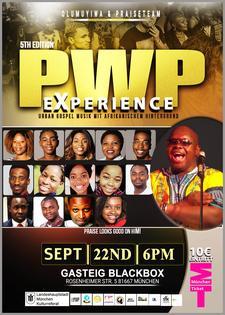 OLUMUYIWA & PRAISETEAM (PWP EXPERIENCE) logo