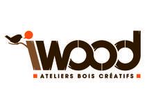 I WOOD - ateliers bois créatifs logo