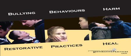 Restorative Practices: An Anti-Bullying Strategy -...