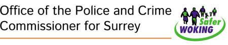 Safer Woking Partnership Crime Summit