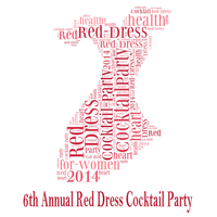 The Red Dress Cocktail Party