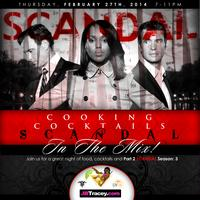 Cooking, Cocktails & Scandal...In the Mix1