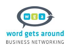 WGA Networking logo
