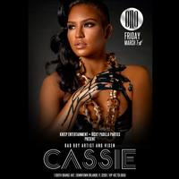 3.7.14 Good Friday : Bad Boy Artist & Vixen CASSIE