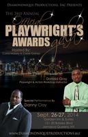 DPI 3rd Annual Playwrights Awards Gala