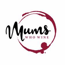 Mums Who Wine logo