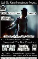 The Micheal Jackson Live Project