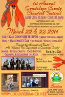 1st Annual Guadalupe County Crawfish Festival
