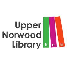 The Upper Norwood Library Hub logo