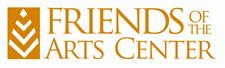 Friends of the Arts Center logo