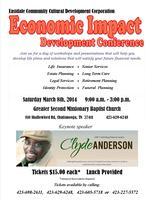 Economic Impact Development Conference