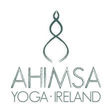 Ahimsa Yoga Ireland logo