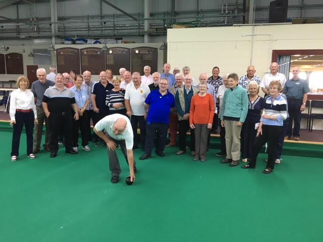 Parkinson's Edinburgh Indoor Bowling